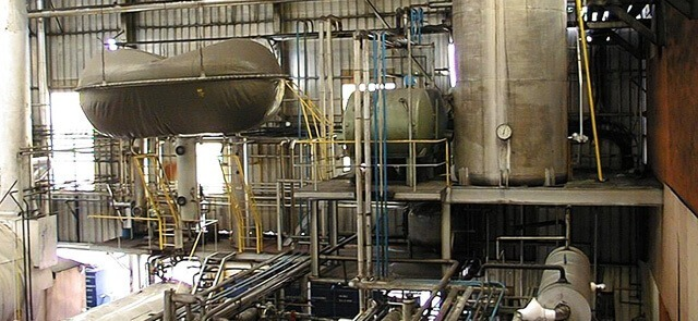 gasometers in rubber for gas storage