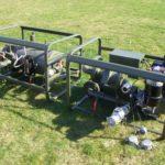 Aircraft fuel transfer pumps details