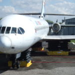 Aircraft lifting bag trainee