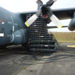 Aircraft lifting bags, aircraft recovery
