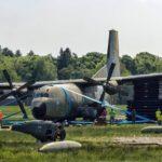 Aircraft recovery mat