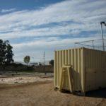Aviation fuel farm, fuel bladder & refueling system
