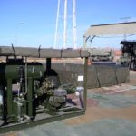Aviation refueling equipment pumps filters and fuel bladders