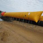 Buoyancy floats for pipe