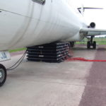 Recovery aircraft lifting bag