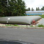 Flexible Fire water tank