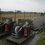 Forward area refueling equipment aeronautic