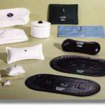 Inflatable air bladder range, rubber bladders