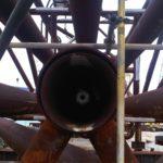 Inflatable pipeline plug