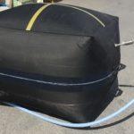 Low pressure lifting bag, pneumatic lifting bags