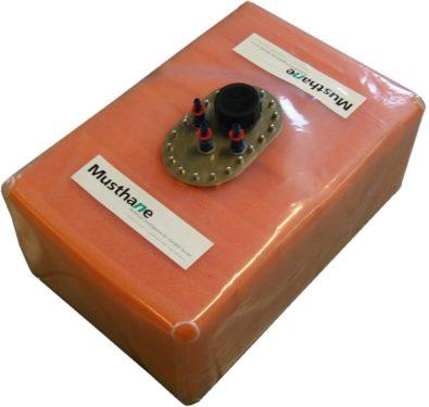 Marine fuel bladder