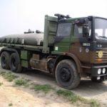 Military fuel bladder transportable