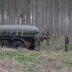Military fuel bladders