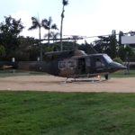 Mobile helipad