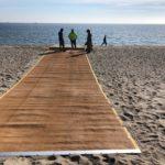 access mats for pedestrian & vehicle, mud mats