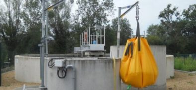 Water bag for load testing