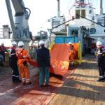 Oil boom, floating oil boom
