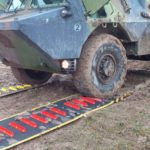 Recovery mats, traction mats