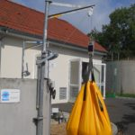 Water bags for load testing for crane