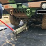 Maintenance mat military