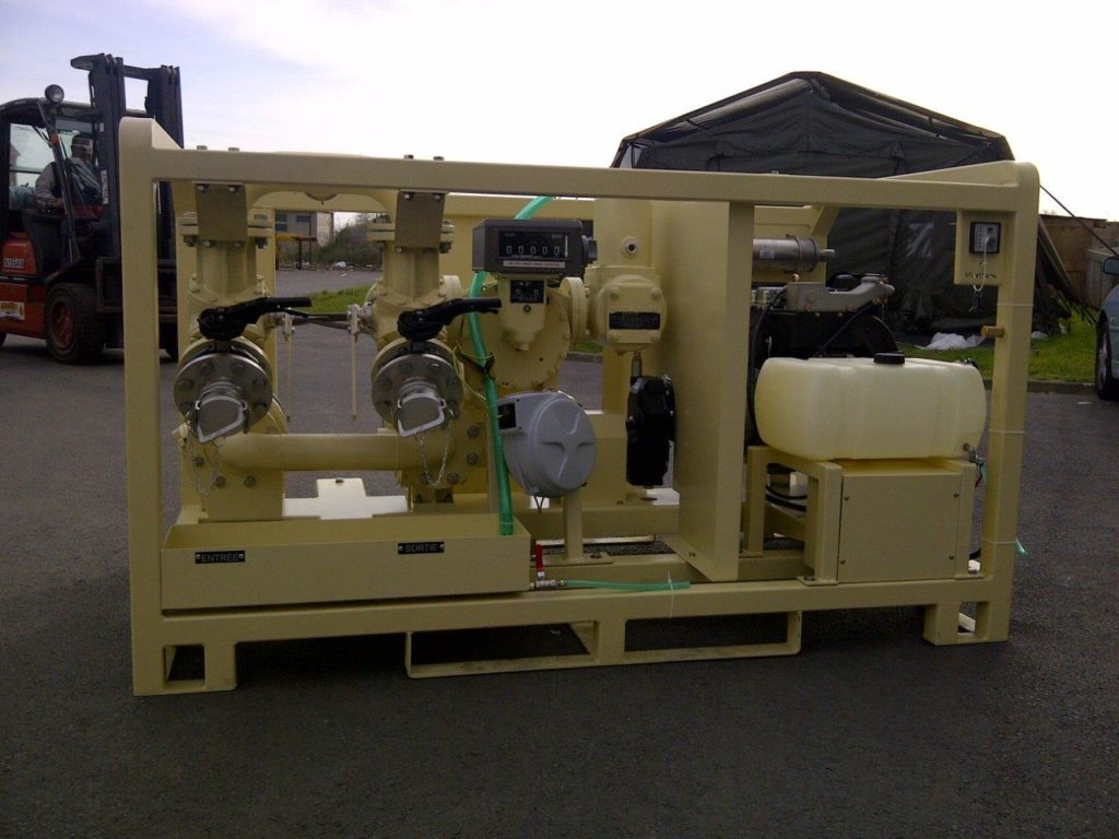 Aviation Fuel Transfer and Filtration 800 lpm