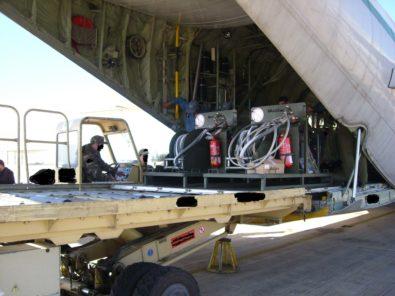 Forward area bulk delivery equipments