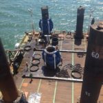 Jacking system offshore